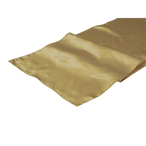 Satin Table Runner Champagne Table Runners Satin