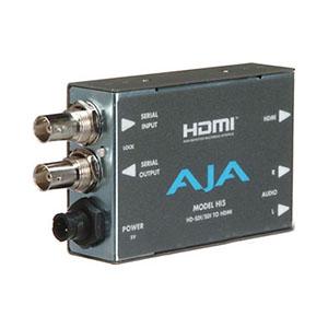 AJA Hi5 SDI to HDMI Converter : Signal Processing : Video Equipment